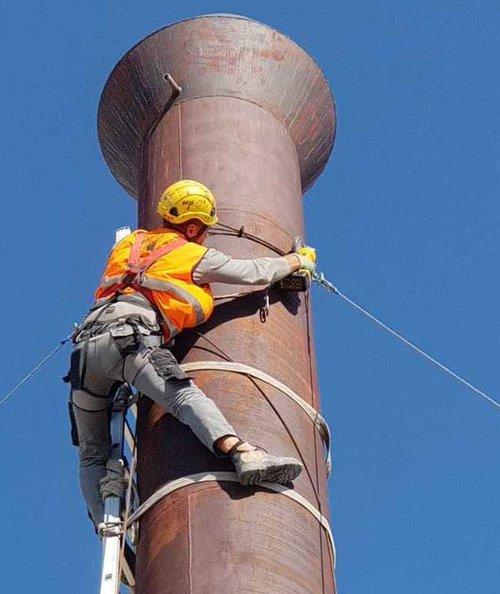 Reparação e Manutenção de coberturas fabris