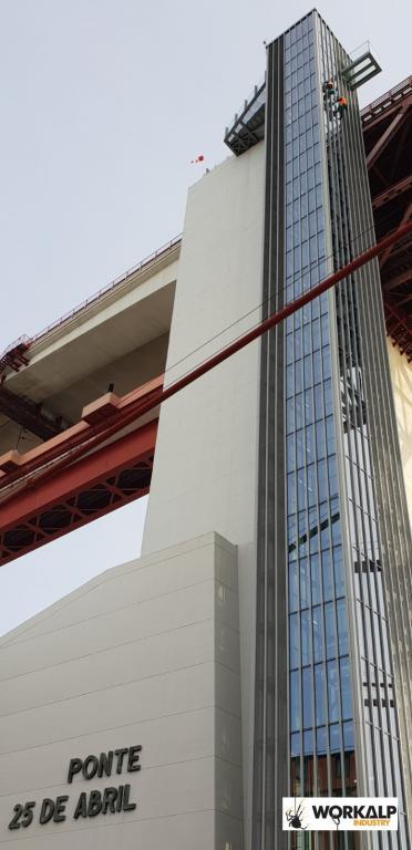 Elevador Panorâmico Ponte 25 de Abril