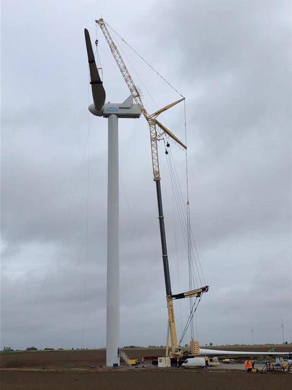 Wind Farms - Installlation and Maintenance of Wind Turbines